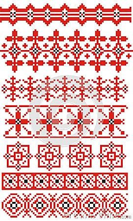 russian national ornament