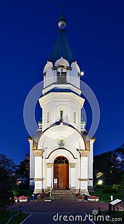 Free Russian Orthodox Church Stock Image - 31786641