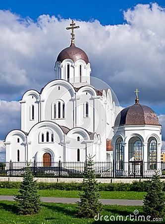 Free Russian Orthodox Church In Tallinn, Estonia Stock Photography - 34332112