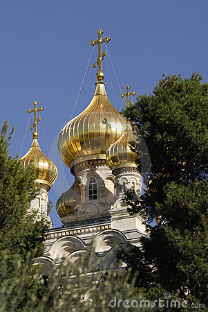 Russian Orthodox Church of Saint Mary Magdalene