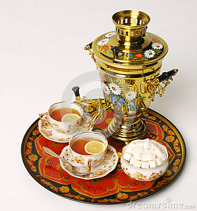 Free Russian Samovar Royalty Free Stock Photography - 30784267