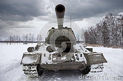 Russian Tank T34