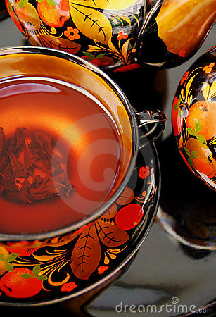 Free Russian Tea Royalty Free Stock Photos - 3091798