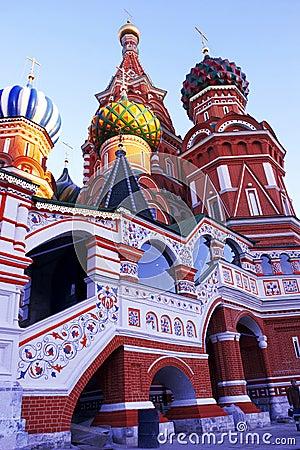 Russian Temple
