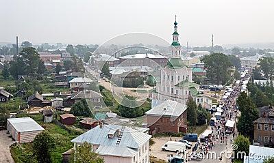 Russian trade fair