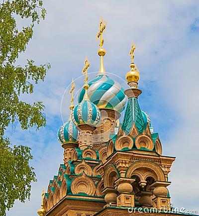 Russian Uzorochie