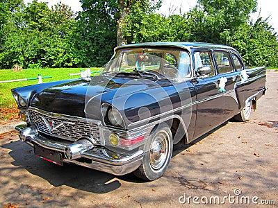 Russian Vintage Car