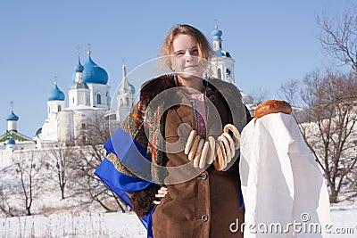 Russische Gastfreundschaft