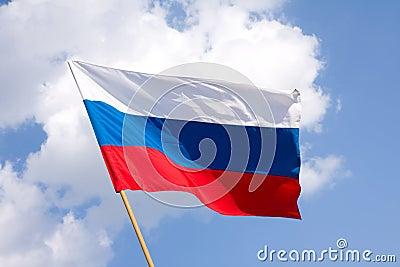 Russische vlag