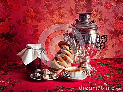 Russischer Tee