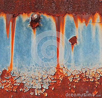 Free Rust Background Stock Image - 52018361