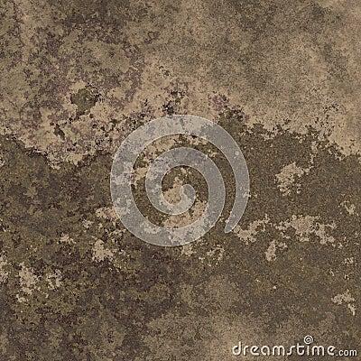 Rust wall