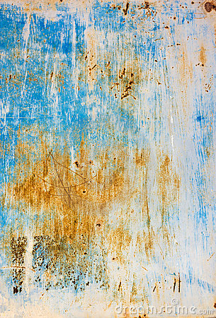Free Rusted Iron Sheet Royalty Free Stock Images - 15319909