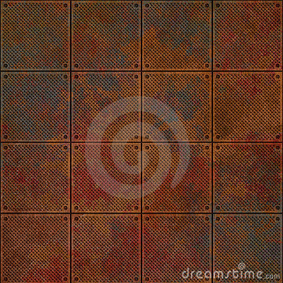 Free Rusted Metal Royalty Free Stock Photo - 7639665