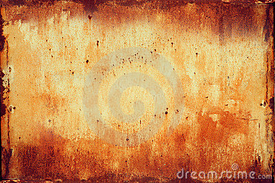 Rusted Metal Texture 1