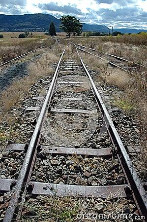Rusted Tracks