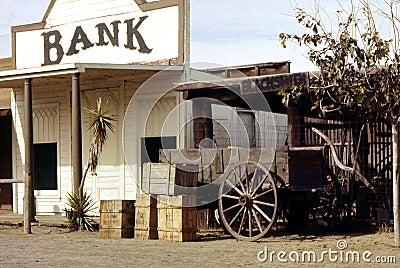Rustic Bank
