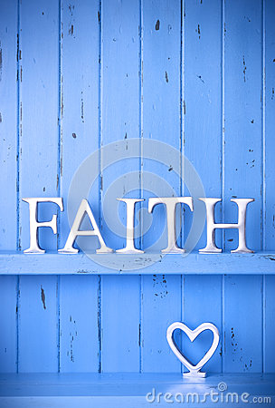 Faith Love Christian Background