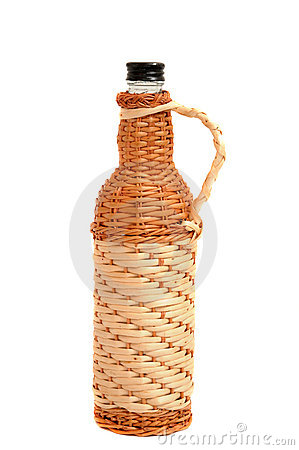 Rustic bottle
