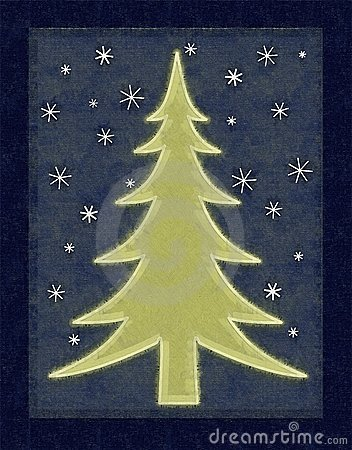 Free Christmas Tree Clip Art