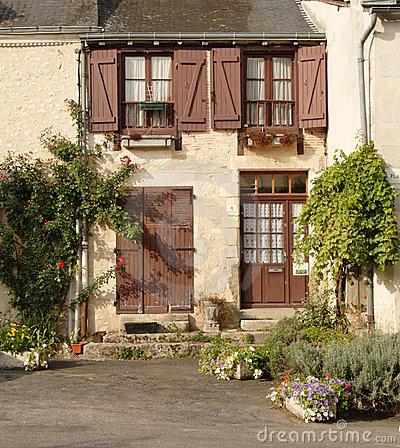 Free Rustic French Village House Royalty Free Stock Photography - 7320877