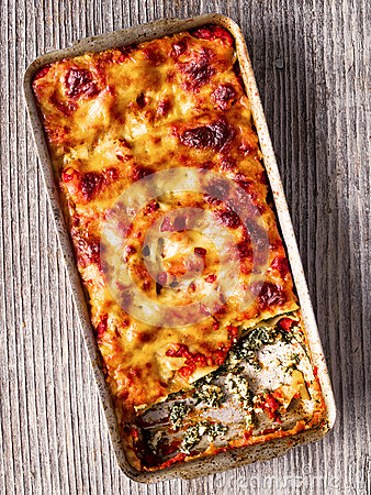 Italian Baked Cannelloni Recipes — Dishmaps