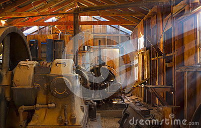 Rustic Mining Shack