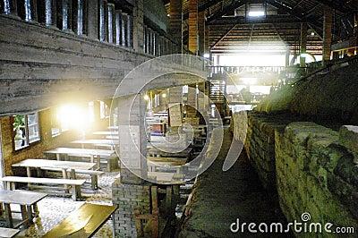 Rustic Restaurant Interior Free Public Domain Cc0 Image