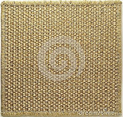 Rustic rug