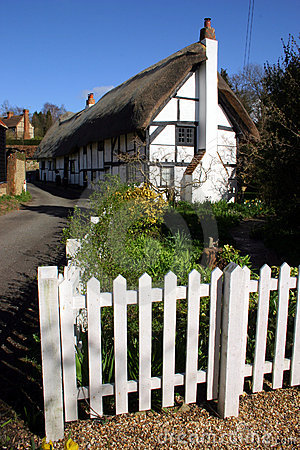 Rustic Thatched Cottage