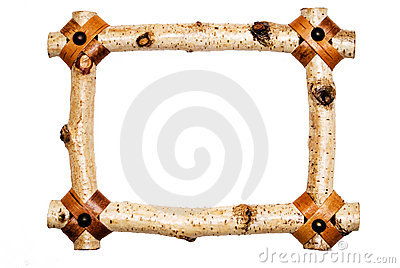 rustic wood frame royalty free stock image image 21818026