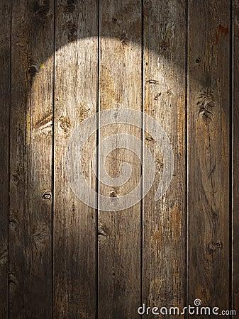 Free Rustic Wood Background Spotlight Royalty Free Stock Photo - 30679085