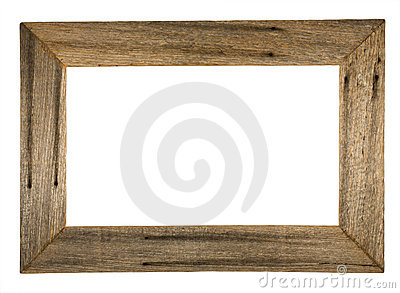 rustikaler bilderrahmen stockfotos bild 6797703. Black Bedroom Furniture Sets. Home Design Ideas