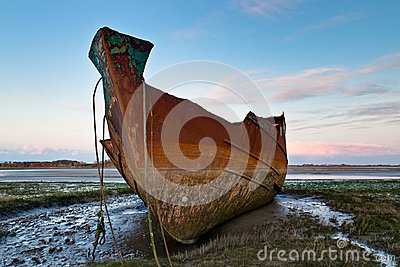 Rusting Trawler