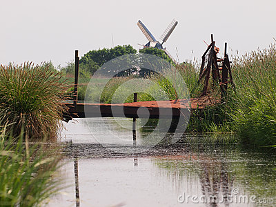 Rusty Bridge Royalty Free Stock Image - Image: 26942326