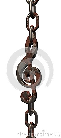 Rusty clef