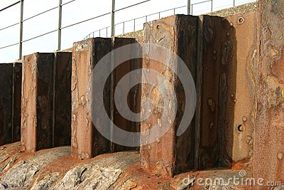 Rusty Coastal Defense