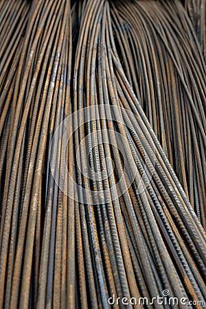 Free Rusty Metal Bars Stock Photo - 27898130