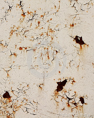 Free Rusty Metal Texture Stock Photography - 45698752