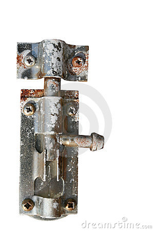 Free Rusty Old Bolt Stock Images - 1476894