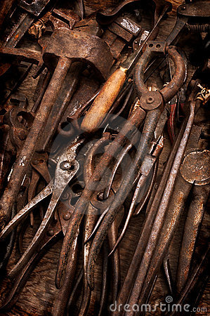 Rusty Old Tools