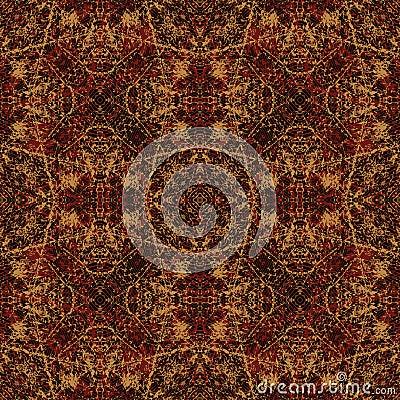Rusty pattern