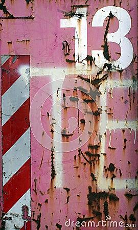 Rusty pink metal (13)