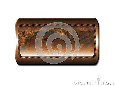 Rusty przycisk