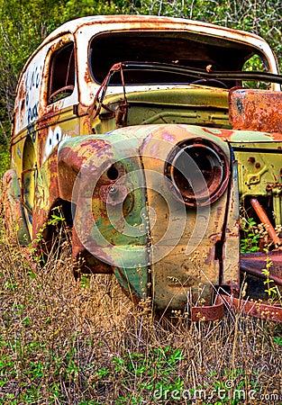 Rusty Vintage
