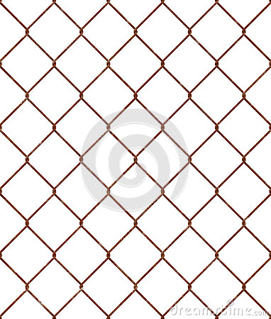 Free Rusty Wire Mesh Seamless Pattern Stock Images - 74330894