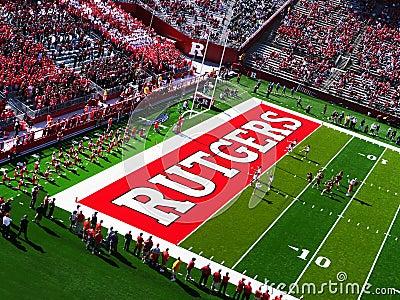 Rutgers Stadium Editorial Image
