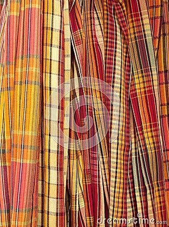 Rutiga scarves