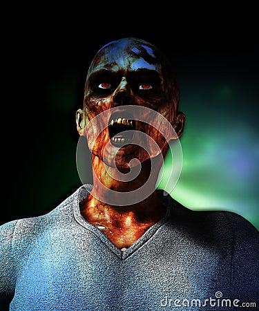Rutten zombie