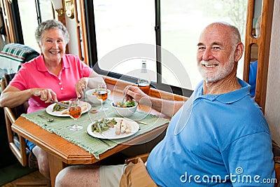 RV Seniors - Dinner for Two